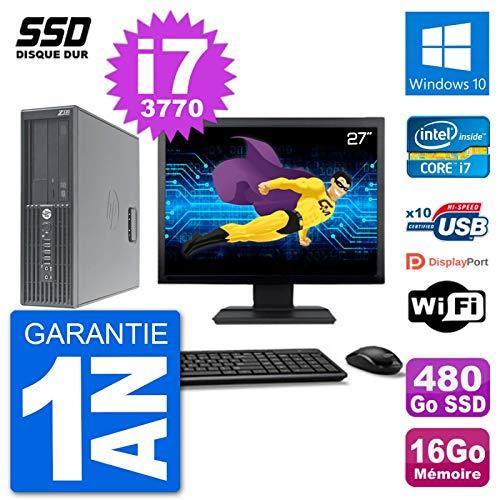 Hp Pc Workstation Z220 SFF Bildschirm 27