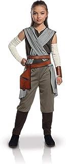 Rubie's Rey The Last Jedi Star Wars Child Costume