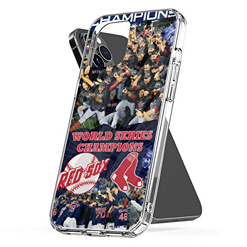 Phone Case Compatible with iPhone 7 Se X Xr 8 12 11 6 2020 Red 6s Sox Plus World Xs Series Pro Collage Max Mini Combine Collage Photo Mixed Media Jumbo