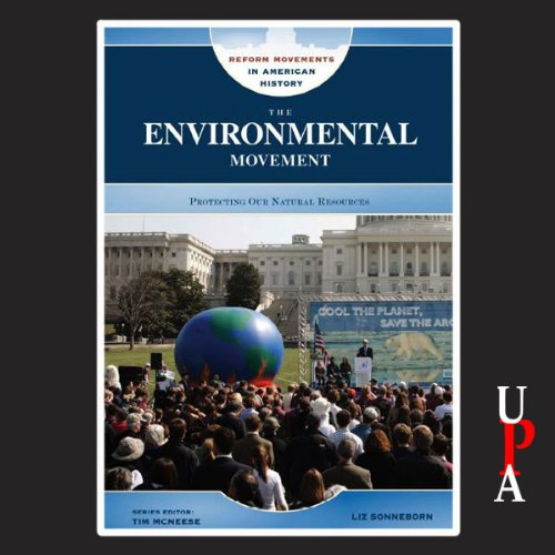 The Environmental Movement audiobook cover art