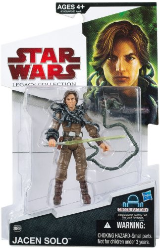 Star Wars 2009 Legacy Collection BuildADroid Action Figure BD No. 59 Jacen Solo
