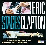 Stages von Eric Clapton