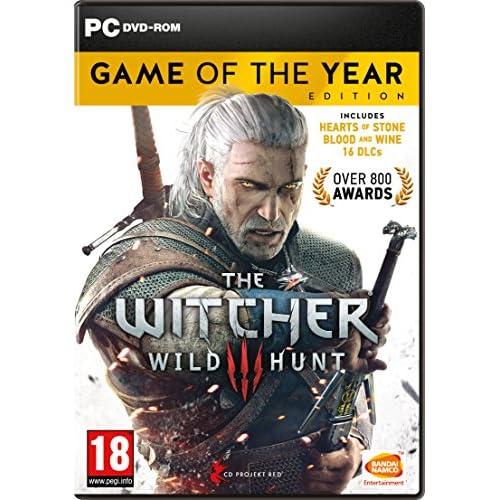 The Witcher 3 Game of the Year Edition (PC DVD) [Edizione: Regno Unito]