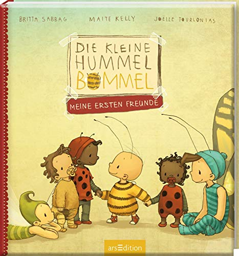 Die kleine Hummel Bommel - Meine ersten Freunde