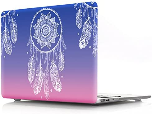MacBook Air 13 inch Case 2017 2010 Release A1466 A1369 PapyHall Dream Catcher Design Plastic product image