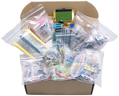 XL Electronic Component Kit Assortment