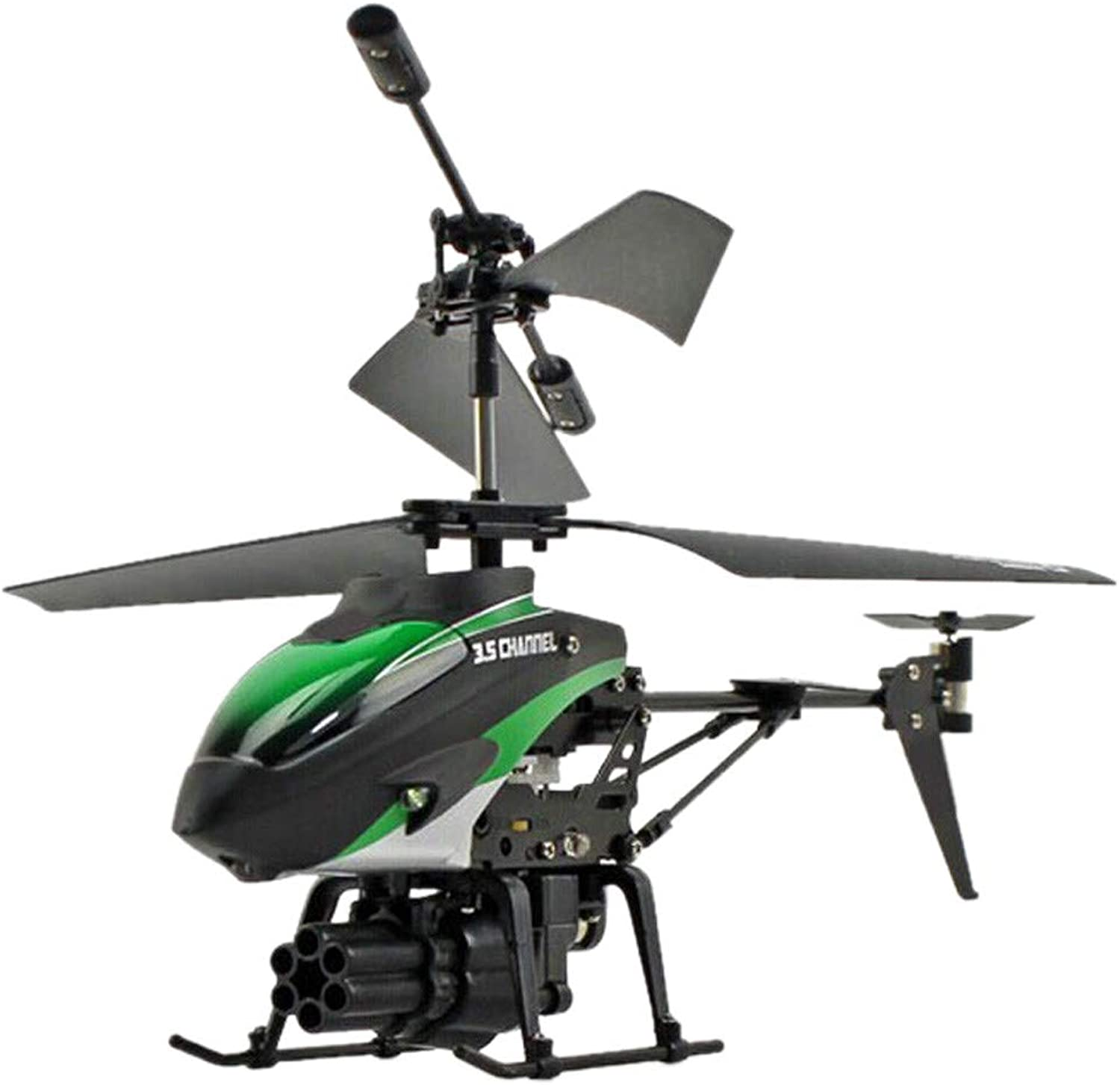 Fullfun 3.5CH Mini rc Quadcopter Remote Control Missile Aircraft Airplanes Model Toys