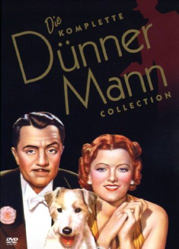 Die komplette Dünner Mann Collection (7 DVDs)