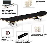 Zoom IMG-2 skateboard professionale da doppio rocker