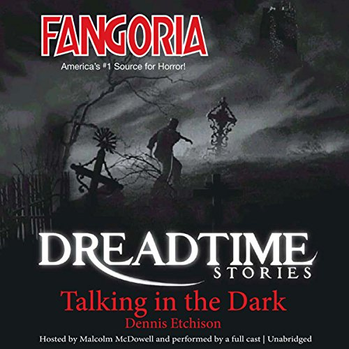 Talking in the Dark audiobook cover art