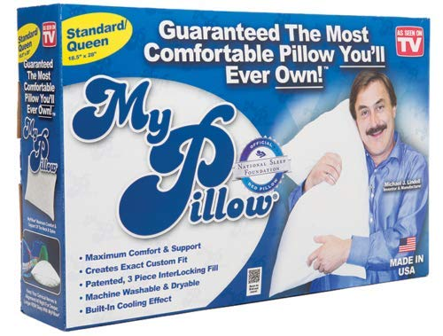 My Pillow Premium- Classic King Bed Pillow