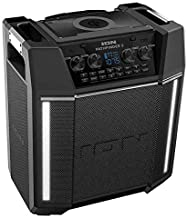 ION Pathfinder 3 Bluetooth Portable Speaker with Wireless Qi Charging (Renewed)