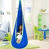 Mokia - Hamaca para niños, para interiores y exteriores, para el hogar, para niños, hamaca