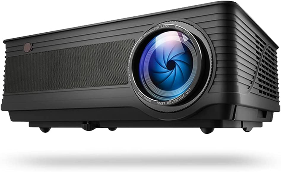 YFQHDD M5 M5W M5S M5SW New product Discount is also underway type Full 1080P Bluetooth 6500 HD Projector 4K