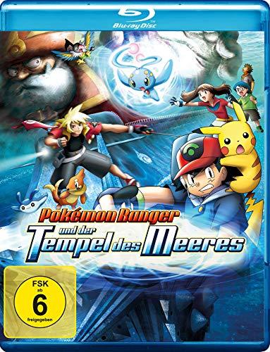 Pokémon Ranger und der Tempel des Meeres [Blu-ray]