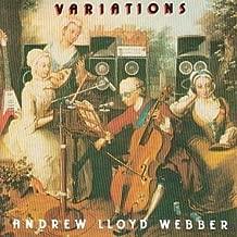 Variations by Andrew Lloyd Webber (1999-03-22)