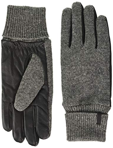 Barts Herren Bhric Gloves Winter-Handschuhe, Gray, XL