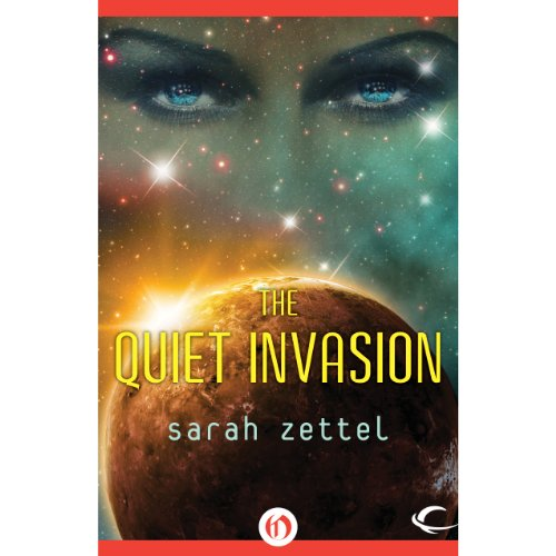 The Quiet Invasion audiobook cover art