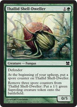 Magic The Gathering - Thallid Shell-Dweller (169) - Modern Masters