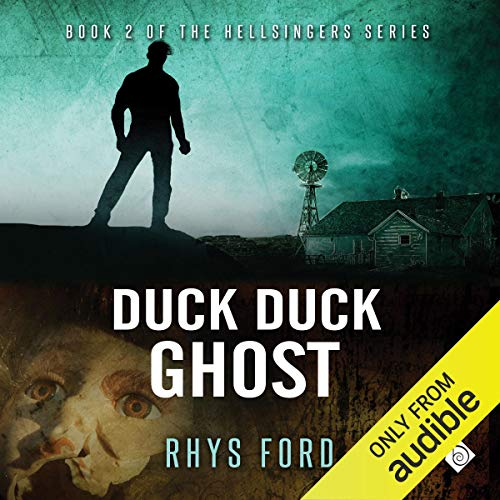 Duck Duck Ghost audiobook cover art