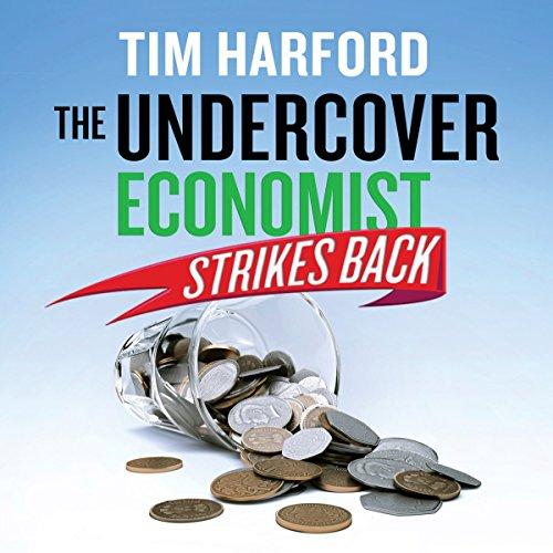 The Undercover Economist Strikes Back cover art