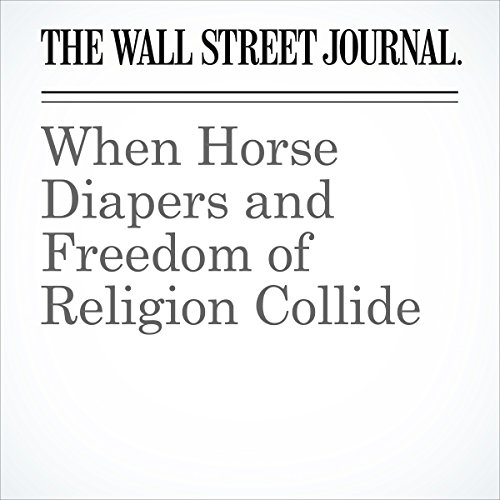 When Horse Diapers and Freedom of Religion Collide copertina