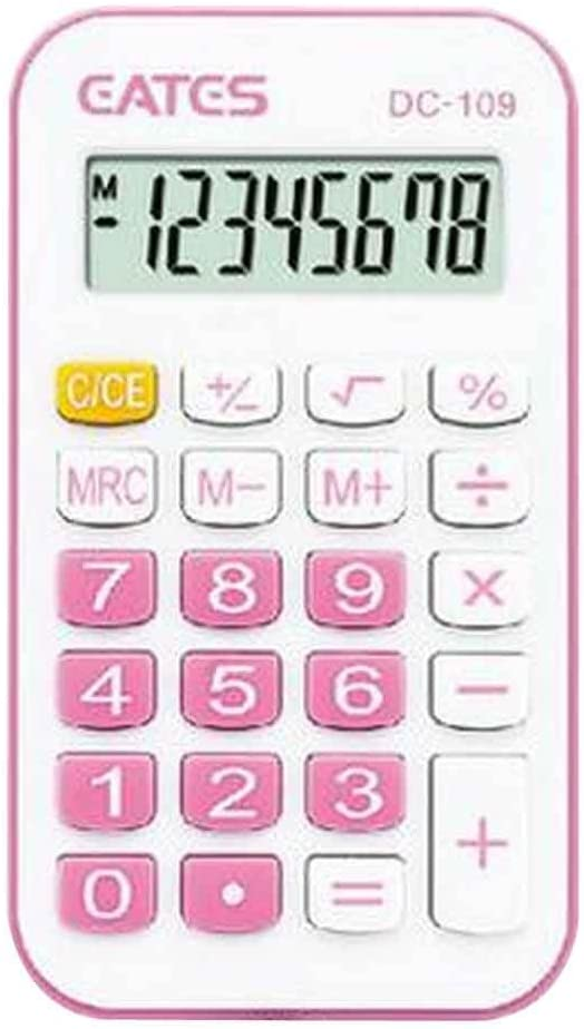 overseas Compact Design Standard Handheld Portable with Lanyar Calculator Sales