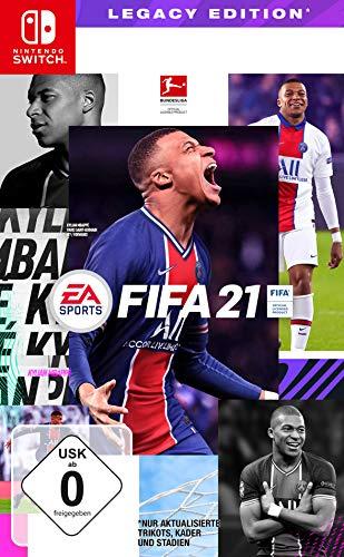 FIFA 21 - Nintendo Switch [Edizione: Germania]