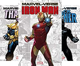 Marvel-Verse (10 Book Series)