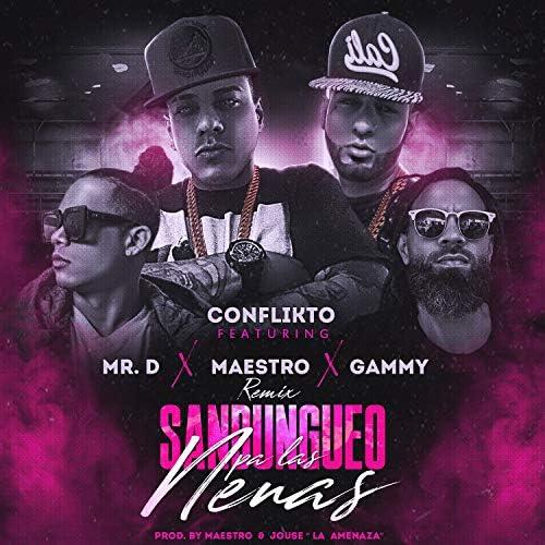 Conflikto feat. Maestro, Gammy & Mr. D