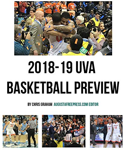 2018-19 UVA Basketball Preview (English Edition)
