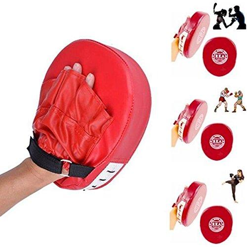 Bazaar Boxtraining Mitt Ziel Fokus Schlags Auflage Handschuh für MMA Karate Muay Thai Kick