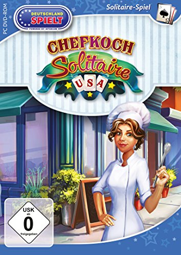 Chefkoch Solitaire USA (PC)