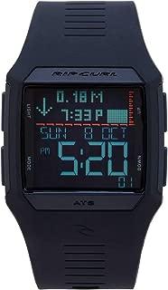 RIP CURL Men's A111940291SZ Year-Round Digital Black Watch