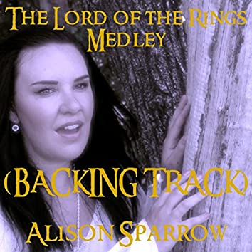 """Medley: In Dreams / Concerning Hobbits / Evenstar / Rohan (From """"The Lord of the Rings"""") [Backing Track]"""