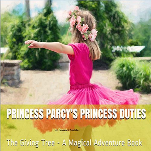Princess Parcy's Princess Duties audiobook cover art