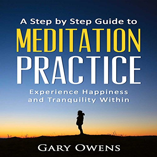 A Step by Step Guide to Meditation Practice audiobook cover art