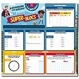 Les incollables - Super Blocs pour m'entrainer et réussir - CE1/CE2