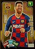 Panini Messi Balón de Oro Adrenalyn XL 2019-2020