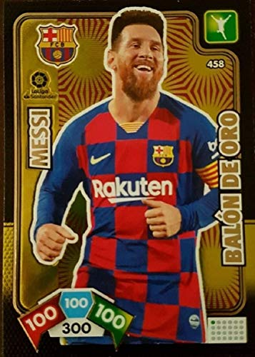 Panini Messi Balón de Oro Adrenalyn XL 2019-2020