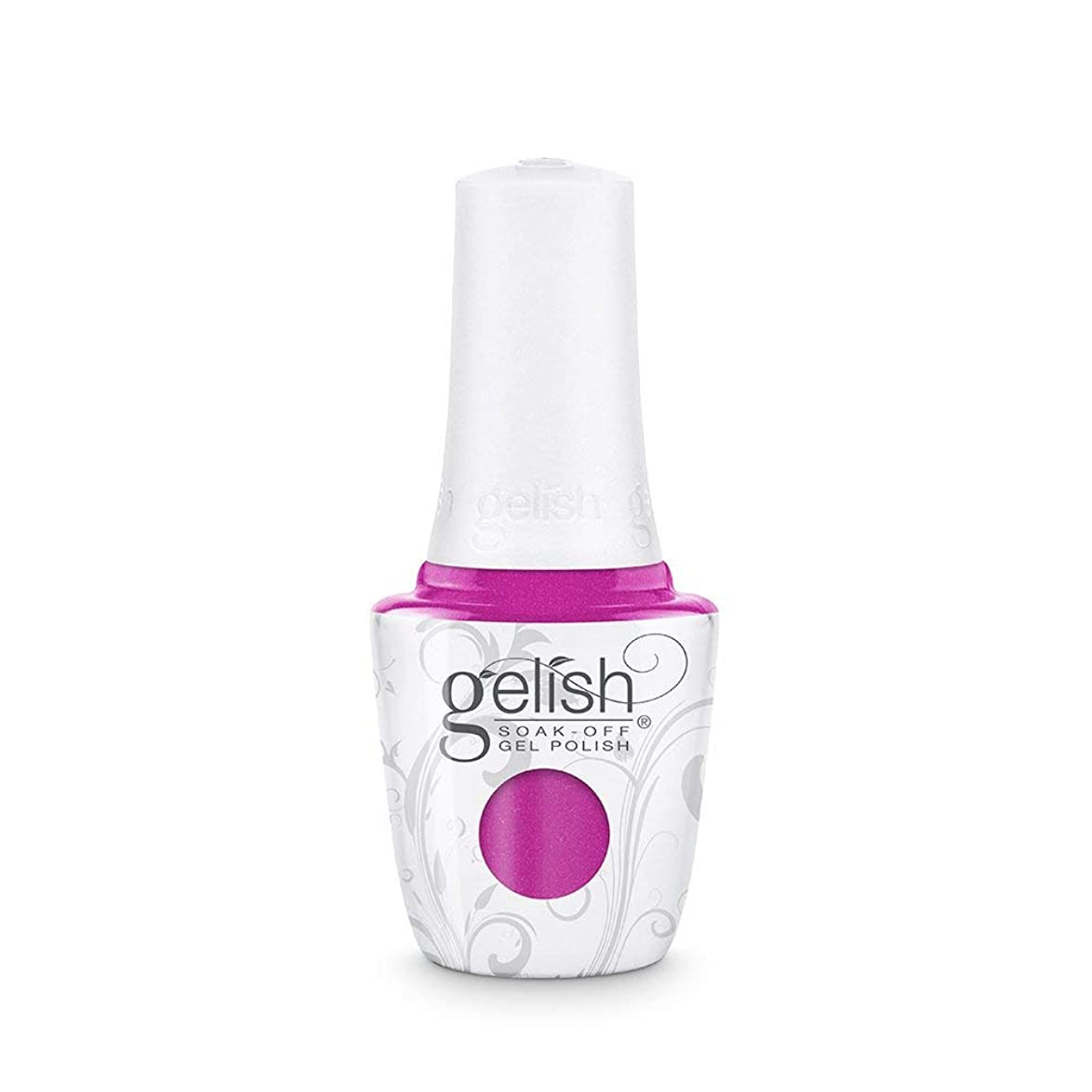 豆カバレッジスペクトラムHarmony Gelish - Make a Splash 2018 Collection - Flip Flops & Tube Tops - 15 mL / 0.5 Fl. Oz.