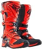 Fox Kids Motocross-Stiefel Comp 5Y Orange Gr. 36