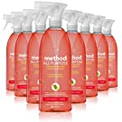 Method All Purpose Cleaner, Honeycrisp Apple, 28 Fl Oz (Pack of 8)