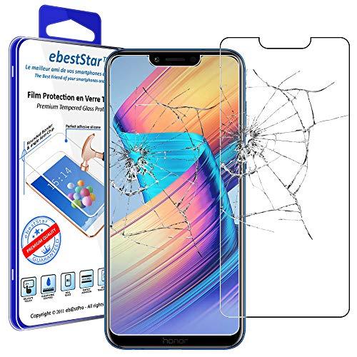 ebestStar - Cristal Templado Compatible con Huawei Honor Play Protector de Pantalla,...