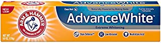 Arm & Hammer Advance White Extreme Whitening Toothpaste - 6 Oz (Pack of 6)