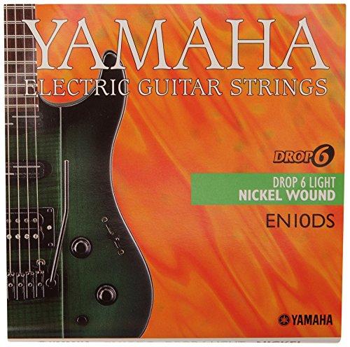 Yamaha EN-10 DS - Juego de cuerdas para guitarra eléctrica, 6 cuerdas