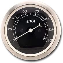 MOTOR METER RACING Classic Instruments Electronic Speedometer Gauge Indicator Digital Odometer 3-3/8