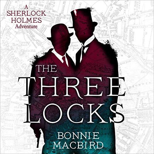 The Three Locks: A Sherlock Holmes Adventure, Book 4