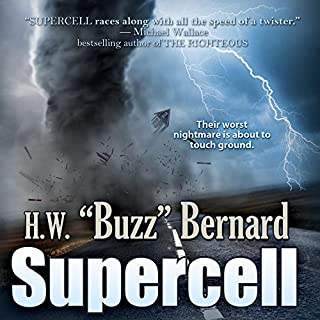 Supercell audiobook cover art