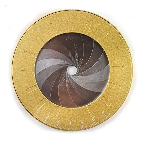 Suppyfly Herramienta de dibujo circular flexible giratoria pequeña y duradera para carpintería de diseñador